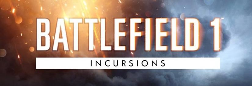 Battlefield 1 Incursions: Ende Januar geht´s weiter mit neuer Map, Spielmodus, Ranking uvm.