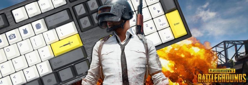 PUBG: Zwei coole Gaming Tastaturen für Fans des Battle-Royale-Shooters
