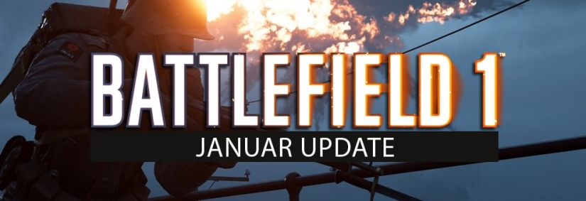 Battlefield 1: Termin für Januar Update und zweite Hälfte von Turning Tides