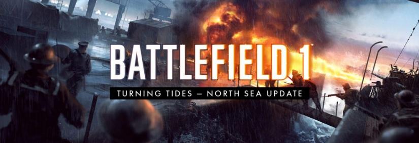 Battlefield 1: Das Januar / North Sea Update ist da – Wir haben die offiziellen Changenotes und mehr für euch!
