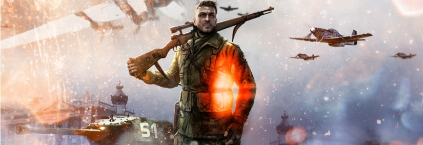 Nächstes Battlefield wird ein WWII Setting haben, Battlefield Bad Company 3 kommt später