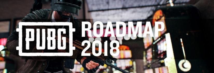 PUBG: Entwickler stellen offizielle Roadmap für 2018 vor