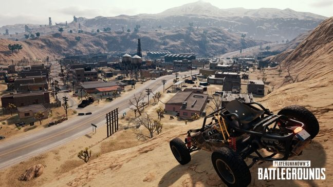 PUBG: Update 10 für PC-Spieler wurde veröffentlicht