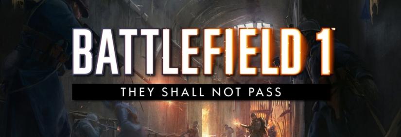 Battlefield 1: Alle Karten aus Battlefield 1 They Shall Not Pass erscheinen für alle Spieler