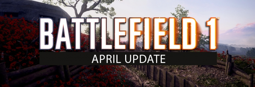 Battlefield 1: April Update erscheint morgen