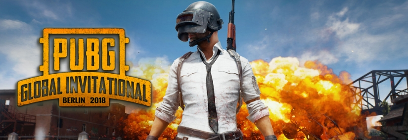 PUBG: Global Invitational eSports Event in Berlin mit 2 Millionen Dollar Preisgeld