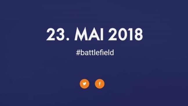 Alles wird anders! Termin für Battlefield 2018 Enthüllung steht fest