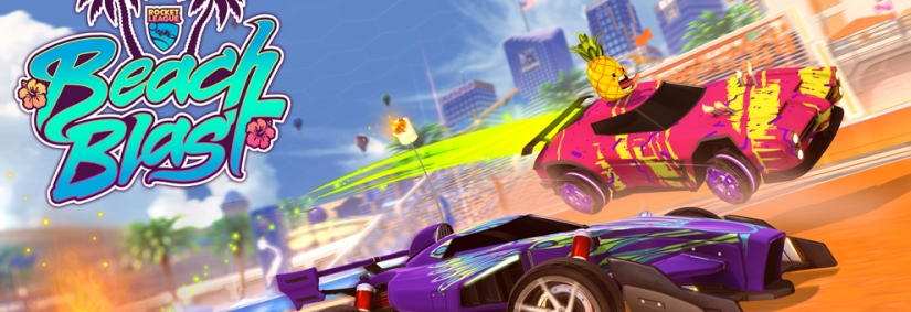 Rocket League: Salty Shores Update mit neuer Map, Soundtrack und mehr erscheint noch diesen Monat