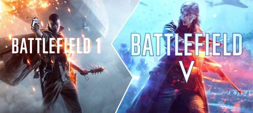 Fünf neue Waffenvarianten für Battlefield 1 für Vorbestellung von Battlefield V