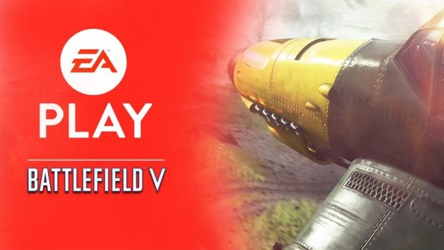 Battlefield V: EA Play Version wird nicht die finale Version sein