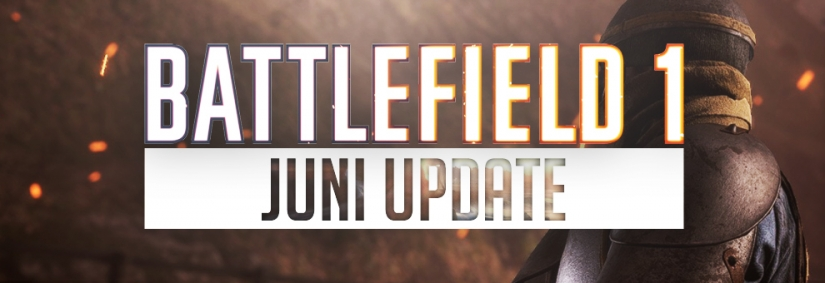 Battlefield 1: Das Juni / Shock Operations Update ist da!