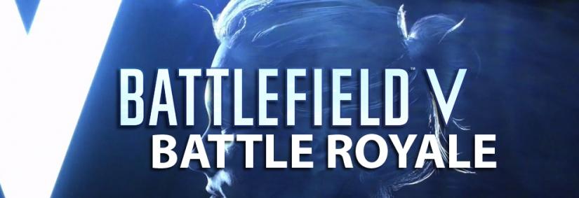 Battlefield V: Kostenfreier Battle-Royale-Modus wird voraussichtlich keine Option sein