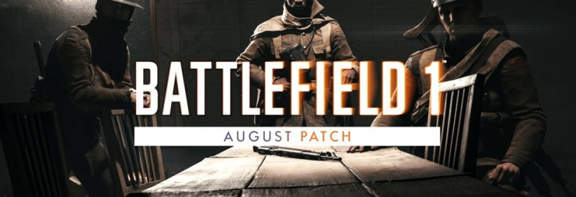 Battlefield 1: August Update erscheint in Kürze, Xbox Party Chat Problem soll gelöst werden