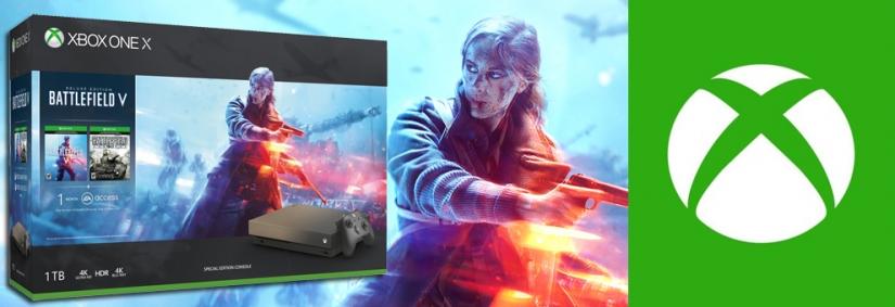 Battlefield V Xbox Gold Rush Special Edition Bundles angekündigt
