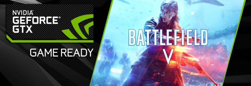 Nvidia GeForce 399.07 WHQL Treiber für Battlefield V Open Beta steht bereit
