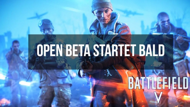 Battlefield V Open Beta Preload gestartet & Beta manuell in Origin hinzufügen