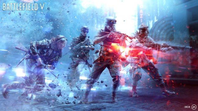 Das ist Battlefield V! Neues Video zu Anzahl der Maps, Spielmodi, Singleplayer, Battle Royale und mehr!