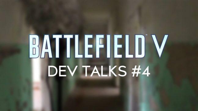 Vierter Battlefield V Dev Talk zeigt wie der Sound entstanden ist