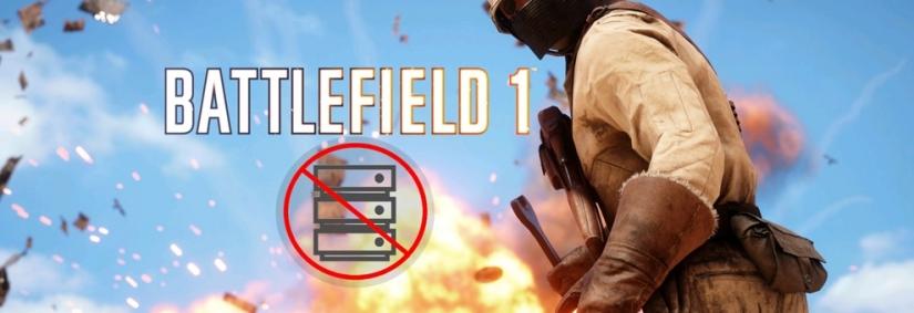 Morgen: Backend Wartung für Battlefield 1