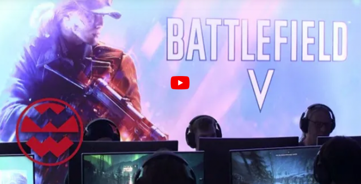Battlefield V – Welt der Wunder schaut sich das Spiel an