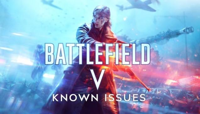 DICE bestätigt: Diese Fehler hat Battlefield V zum Release!