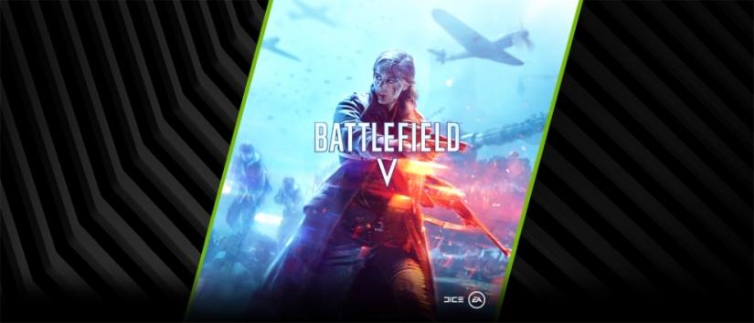 Erhalte Battlefield V beim Kauf einer GeForce RTX Grafikkarte