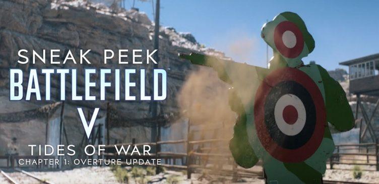 """Battlefield V: Detaillierte """"Sneak Peek"""" auf das kommende Dezember Update"""