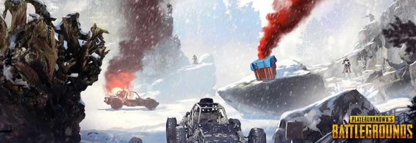 """PUBG: Steht der Test der Winterkarte """"Vikendi"""" kurz bevor?"""