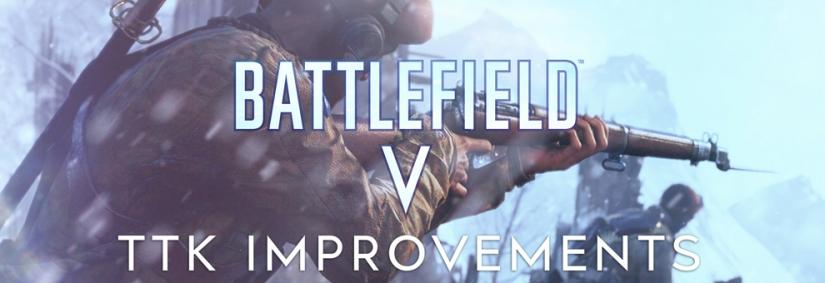 """Battlefield V: TTK Update und Battlefield V """"Hardcore Modus"""" erscheinen Heute"""