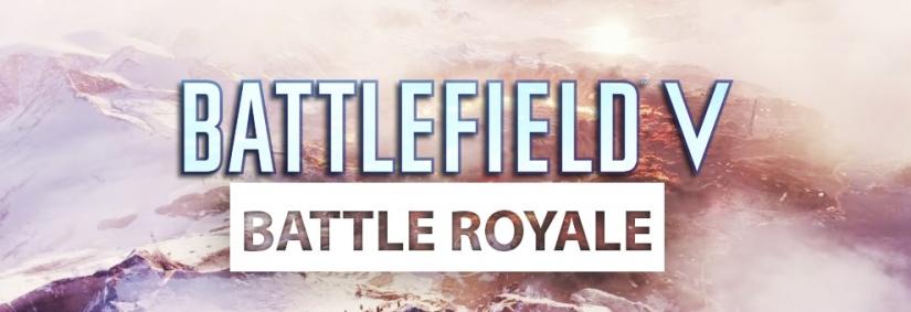 Battlefield V: Criterion Games verspricht spaßige Nachrichten zum Battle Royale Spielmodus Firestorm