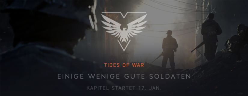 "Battlefield V Tides of War – Kapitel 2 ""Lightning Strikes"" beginnt am 17. Januar 2019"