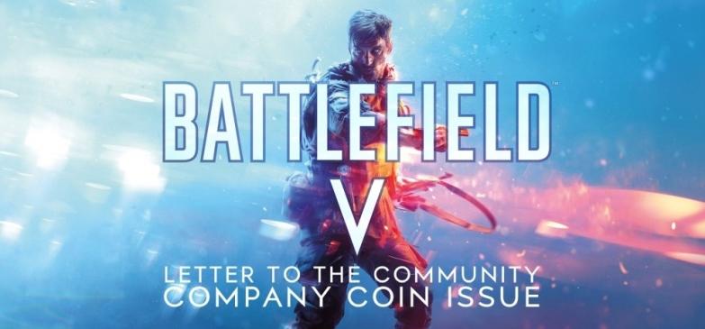 Battlefield V: Neue Informationen zum Company Coins Problem, deren Berechnung und Rückerstattung
