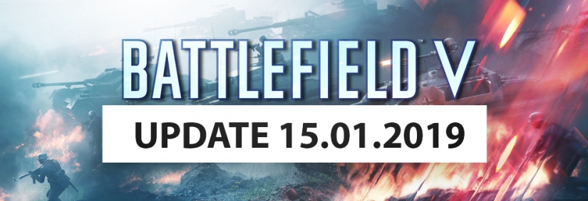 Heute: Battlefield V Lightning Strikes Update – Termine, Changelog und Kapitel-Roadmap