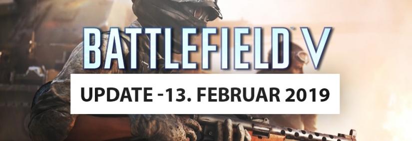 Morgen erscheint das Battlefield V Februar Update: Alle Termine, Downloadgrößen und der Changelog