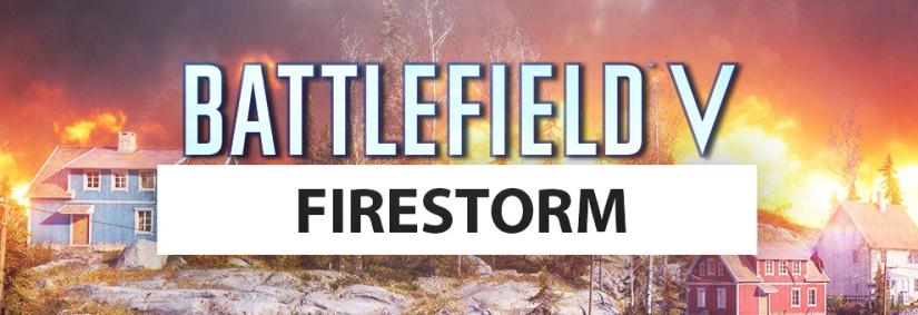 Battlefield V: Offizieller Firestorm Cinematic Trailer erscheint diesen Donnerstag