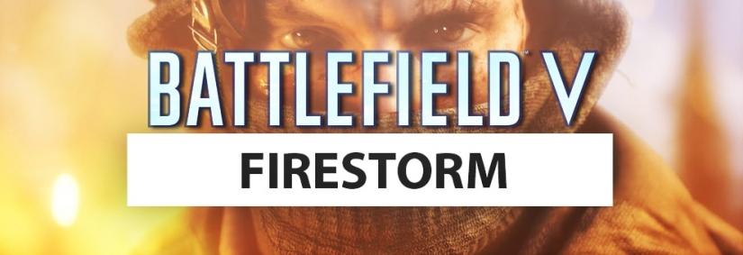 Battlefield V: Brandneuer Cinematic Trailer zum Battle Royale Spielmodus Firestorm veröffentlicht & Releasedatum