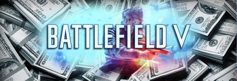 Battlefield V Echtgeld-Währung und Mirkrotransaktionen verschieben sich wohl weiterhin…