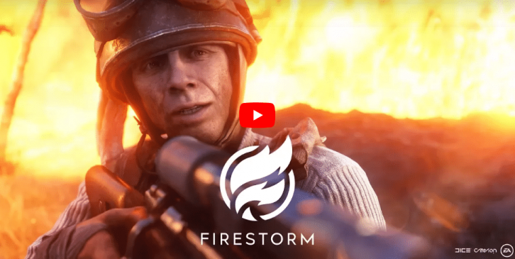 Battlefield V: Official Firestorm Gameplay Trailer veröffentlicht