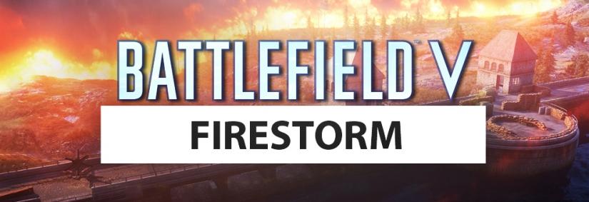 Battlefield V: Nächstes Update beihaltet auch diverse Verbesserungen für Firestorm