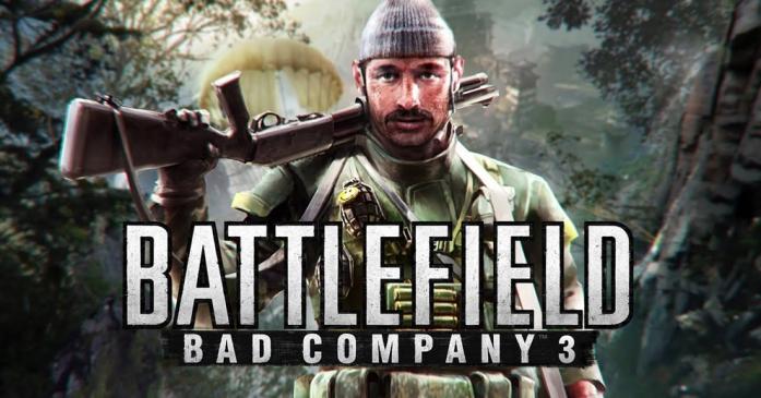 Battlefield Bad Company 3: Teasert DICE nun selbst den neuen Teil der Bad Company Reihe an?