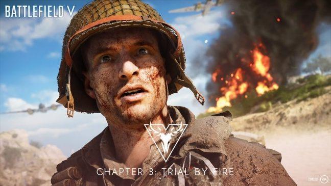 Battlefield V: Offizieller Enthüllungstrailer der neuen Mercury-Karte veröffentlicht