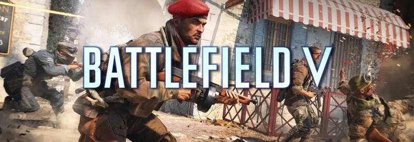 Battlefield V: Stundenweise ungeschnittenes Gameplay zu den neuen Karten Marita & Al Sundan