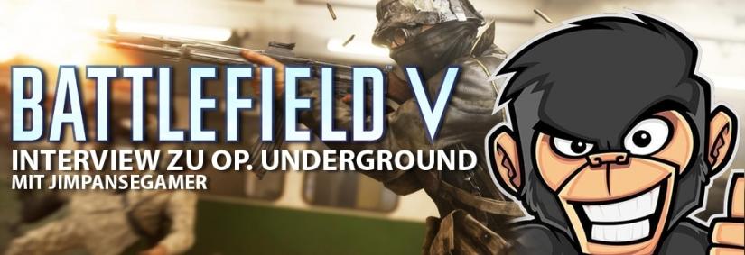 Battlefield V – Operation Underground: Interview mit JimPanseGamer zum Map Remake des Klassikers aus Battlefield 3