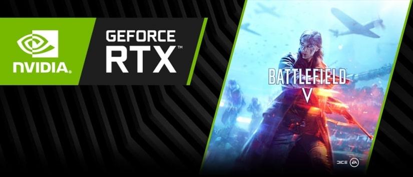 Battlefield V: 8% mehr Performance durch neuen Nvidia Treiber 436.02 WHQL