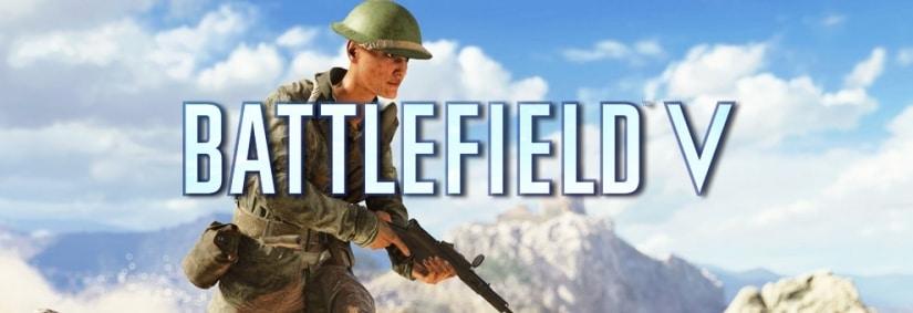 Battlefield V: Diese Probleme werden bald behoben: High Ping, Loot-Bug in Firestorm & Mausprobleme im Hauptmenü