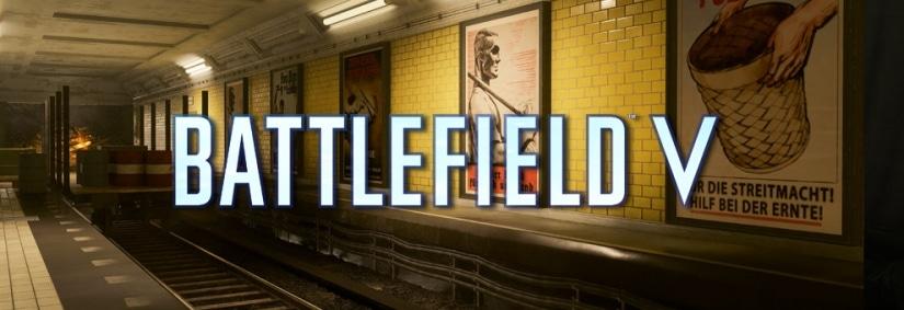 Battlefield V: Operation Underground Only Playlist wieder verfügbar, neue Battlefest Mission & Origin Free Weekend