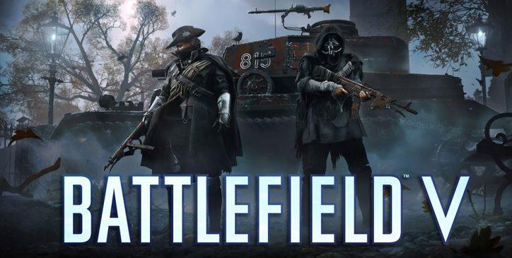"""Battlefield V: Halloween Collection jetzt im Arsenal verfügbar & kostenlose """"Smog"""" Gesichtsbemalung"""