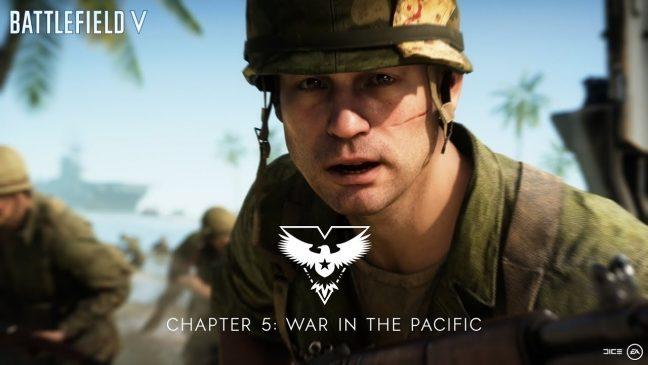 Battlefield V: War in the Pacific Official Trailer veröffentlicht