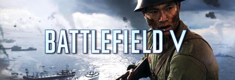 Battlefield V: Schönes Artwork uum Pazifik Szenario veröffentlicht & Info-Sammlung