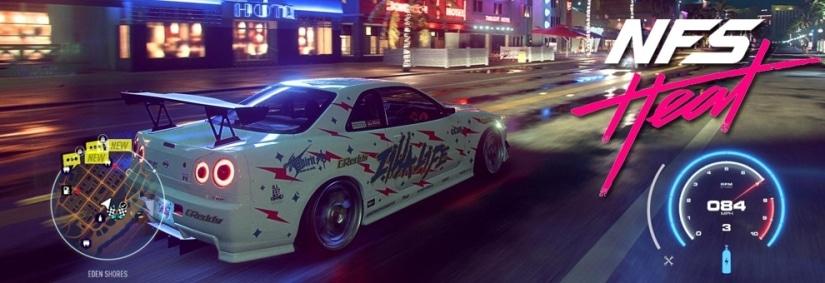 Need for Speed Heat: Aktuelles PC Update soll für mehr Performance und Stabilität sorgen